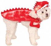 Raptor Dinosaur - Kostuum voor dieren - Maat M