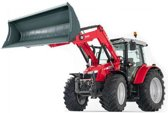Britains - Massey Ferguson 6616 Tractor en Lader