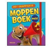 Het grappigste moppenboek ooit!