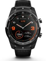 Ticwatch Pro - Premium Wear OS smartwatch - Shadow Black