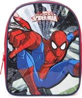 SPIDER-MAN City Hero Rugzak Rugtas School Tas 2-5 jaar Spiderman