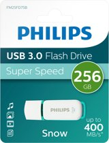 Philips Flash Drive Snow Edition 256GB, USB3.0