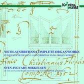 Bruhns, Scheidemann, Flor: Organ Works / Mikkelsen