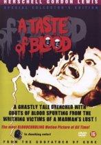 A Taste Of Blood (dvd)