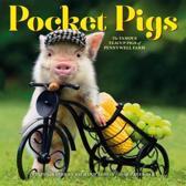 Pocket Pigs Wall Calendar 2020