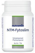 NUTRAMIN FYTOSLIM 2.0 - 60 tabletten - Voedingssupplement