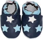 BabySteps slofjes Blue Galaxy extra extra large