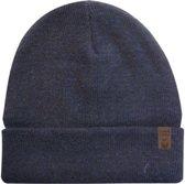 Wintermuts - Muts - Volwassenen - One Size - Blauw - Gevoerd - Thinsulate