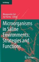 Microorganisms in Saline Environments