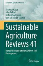 Sustainable Agriculture Reviews 41