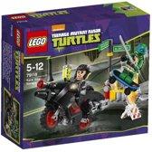LEGO Ninja Turtles Karai Bike Ontsnapping - 79118