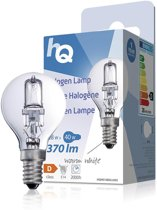 Halogen Lamp E14 Ball 28 W 370 lm 2800 K