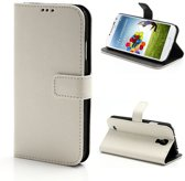 Samsung Galaxy S4 Wallet/Stand Case Wit