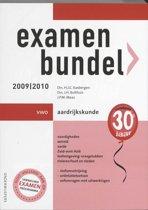 Examenbundel / 2009/2010 Vwo Aardrijkskunde