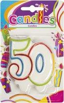 Verjaardagskaars - 50 jaar