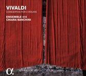 Concertos For Four Violins, Op.3