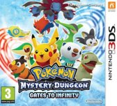 Pokémon Mystery Dungeon: Gates to Infinity - 2DS + 3DS