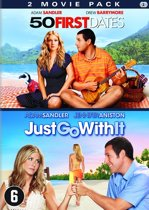 50 FIRST DATES / JUST GO WITH IT - DUO PACK