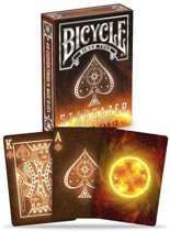 Pokerkaarten Bicycle Stargazer Sunspot