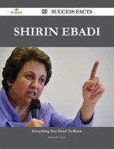 Shirin Ebadi 80 Success Facts - Everything you need to know about Shirin Ebadi