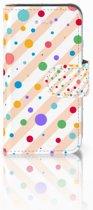 Apple iPhone 4 | 4S Boekhoesje Design Dots