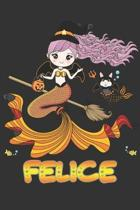 Felice: Felice Halloween Beautiful Mermaid Witch Want To Create An Emotional Moment For Felice?, Show Felice You Care With Thi