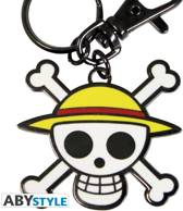 Merchandising ONE PIECE - Metal Keychain - SKULL LUFFY