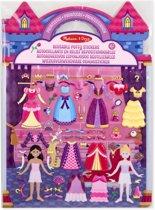 Melissa & Doug - Puffy Sticker Play Set - Prinses