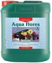 Canna Aqua Flores A+B 5 Liter Plantvoeding