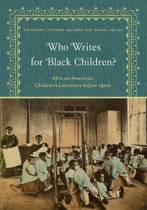 Who Writes for Black Children?