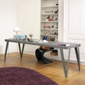 Functionals Lloyd Table tafel donkergrijs 230x80x76 cm