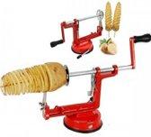 Handmatige spiraalvorm aardappelsnijder potato twister