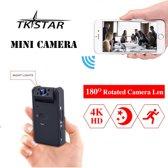 TKSTAR Mini-camcorder, camcorder camcorder camcorder HD 1080P met nachtzicht, HD Mini-camera