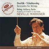 Serenade For Strings/Holberg Suite