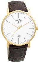 Davis 1994 Analoog Heren Quartz horloge