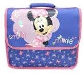 Minnie Mouse Rugzak -  Paars - 28 x 10 x 32 cm - 10 liter