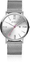Zinzi Horloge ZIW502M + gratis Zinzi armbandje - Ø 34 mm