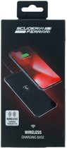 Ferrari Wireless Charging Base / Inductief Laadstation - Zwart