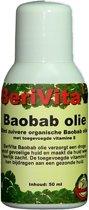 Baobab Olie Puur 50ml - Huidolie en Haarolie