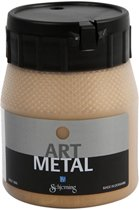 ES Art Metal, 250 ml, medium goud