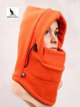 Balaclava - Bivakmuts -Beanies Hat - Ski / snowboard face mask, Wargame Special Forces Mask - Volwassenen - Unisex - One size - Oranje