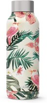 Quokka Drinkfles Rvs Jungle Flora 510 Ml