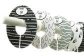 Onaroo – maathangers – kledingkast – babykleding – kinderkleding – babykamer – maat 50 tm 92 – 7 stuks – ACE