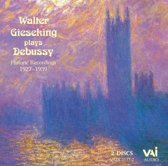 Walter Gieseking plays Debussy
