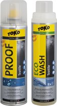 Toko Careline Combipack - Textile Proof & Eco Wash- 500/250ml