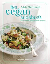 Boekomslag van 'Het vegan kookboek'
