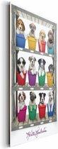Deco Panel Keith Kimberlin - pups te koop