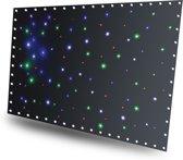 BeamZ SparkleWall Zwart