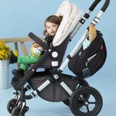 Grab & Go Stroller Saddlebag Black