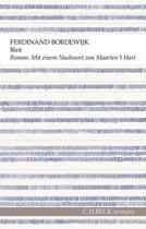 Boek cover Bint van Ferdinand Bordewijk (Onbekend)
